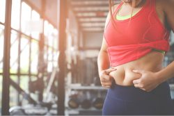 women with healthy fat cells